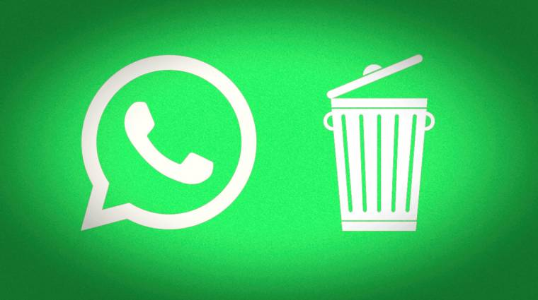 Így töröld végleg a WhatsApp fiókodat kép