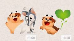 Érkeznek a WhatsApp animált matricái kép
