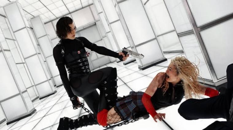 Resident Evil - készül a tévésorozat bevezetőkép