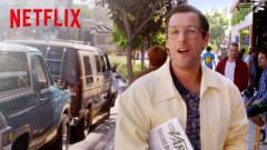Sandy Wexler trailer - Adam Sandler ismét a Netflixen poénkodik kép