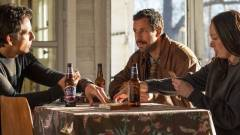 Álló ováció Adam Sandler legújabb filmjének a végén, esélyes lehet az Oscarra is? kép