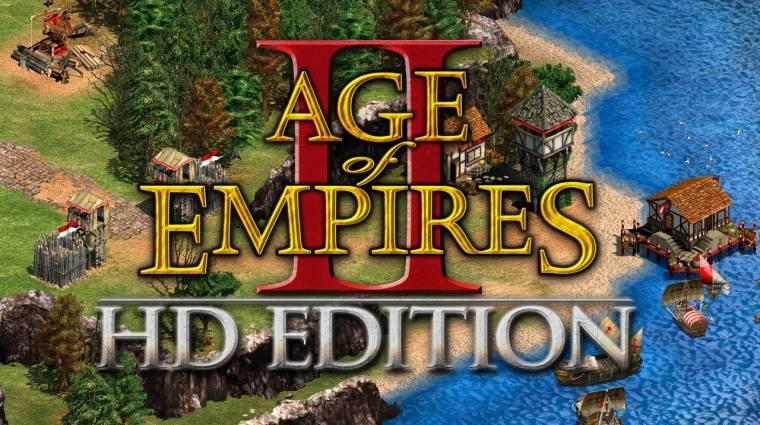 Age of Empires II HD: The African Kingdoms - holnap érkezik a kiegészítő bevezetőkép