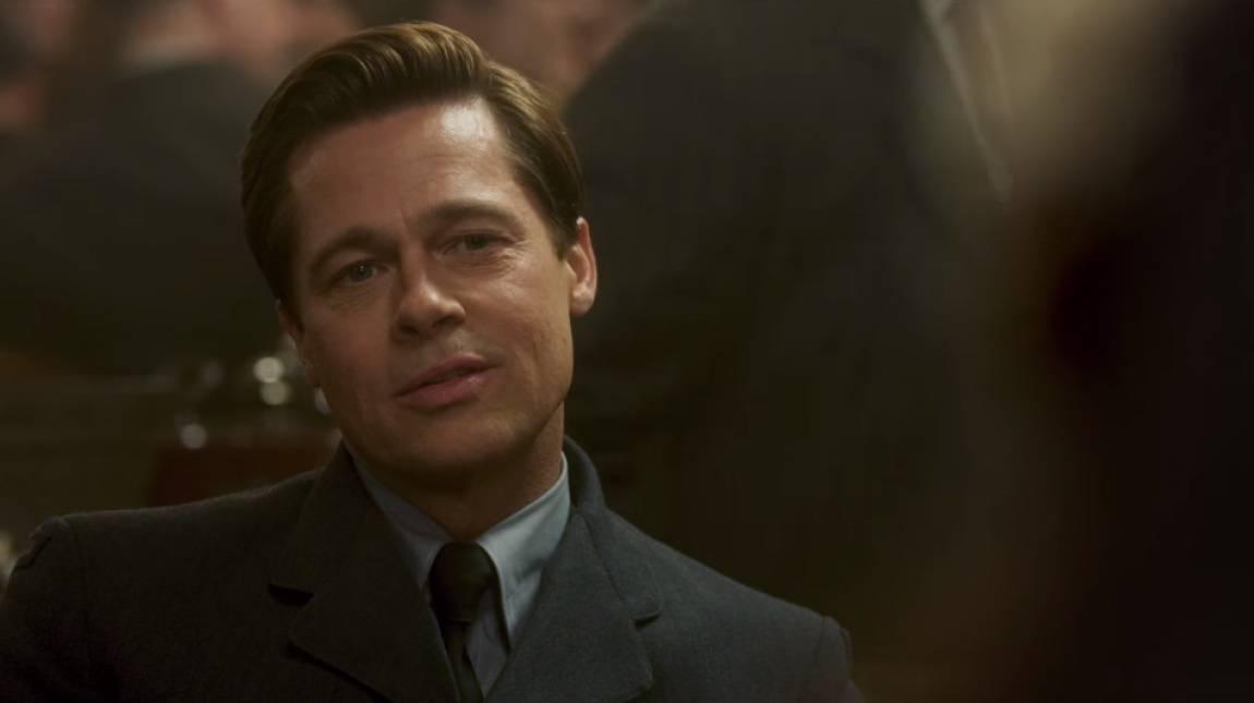 Szövetségesek teaser trailer - Brad Pitt (megint) világháborúzik kép