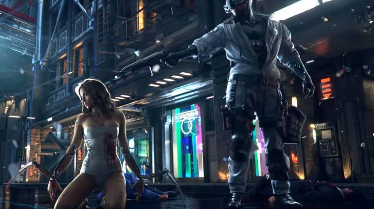 Cyberpunk 2077 - a The Witcher 3 fejlesztői is ezen dolgoznak bevezetőkép