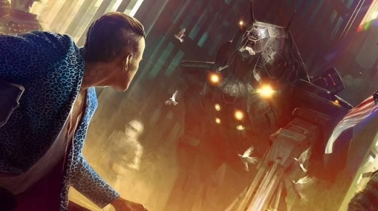 Cyberpunk 2077 - mikor is érkezik végre a CD Projekt RED következő nagy dobása? bevezetőkép