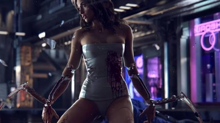 Törölték a Cyberpunk 2077 egyik olyan játékelemét, amit az első gameplay anyagban már megmutattak bevezetőkép