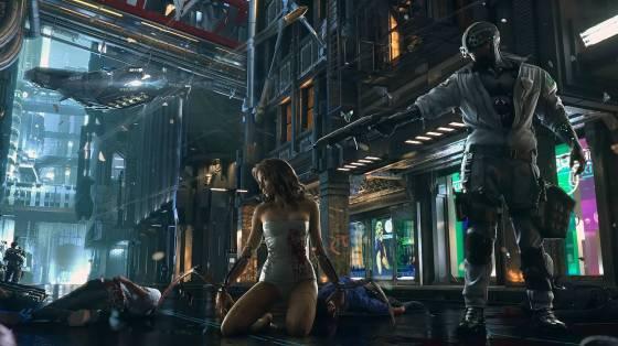 Cyberpunk 2077 infódoboz