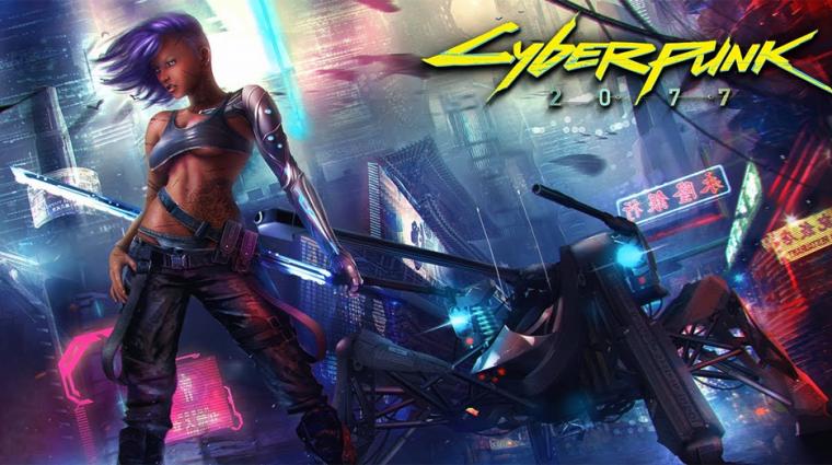 E3 2018 - The Witcher 3 kulcsokat osztogattak a Cyberpunk 2077 trailerével bevezetőkép