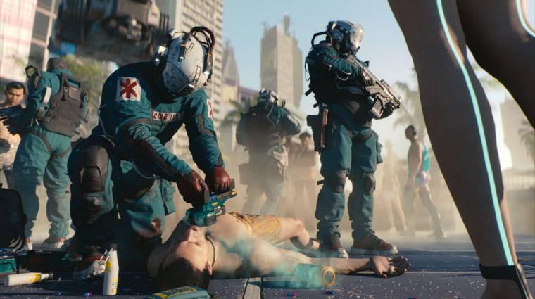 Cyberpunk 2077 - három kaszt közül választhatunk bevezetőkép