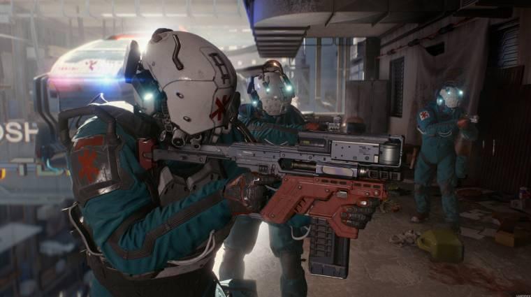 Cyberpunk 2077 - nem egyedül fejleszti a CD Projekt RED bevezetőkép