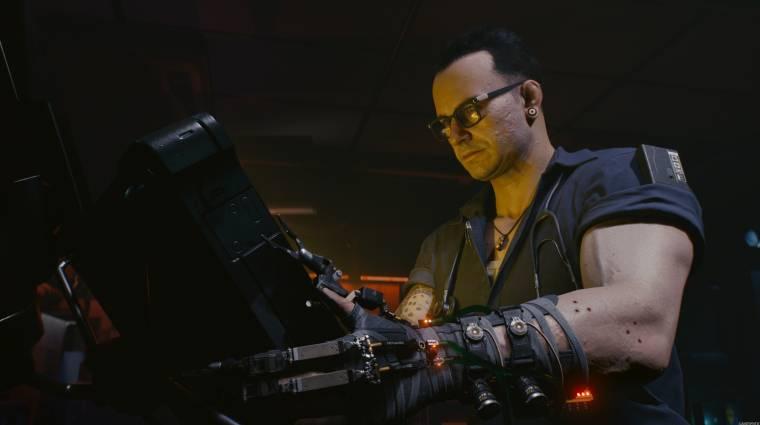 Ilyen gépen futott a Cyberpunk 2077 az E3-on bevezetőkép