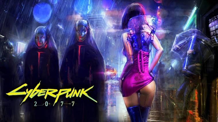 Nézd velünk a második Cyberpunk 2077 Night City Wire livestreamet bevezetőkép
