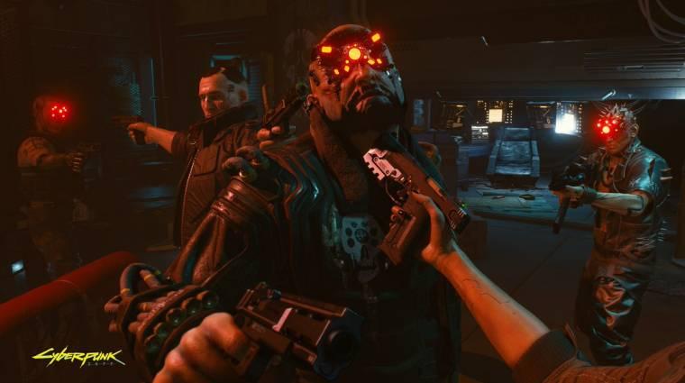Cyberpunk 2077 - állítólag idei megjelenéssel terveznek bevezetőkép