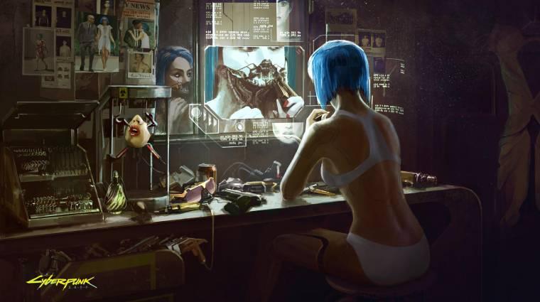 E3 2019 - akár gyilkolás nélkül is végigjátszható a Cyberpunk 2077 bevezetőkép