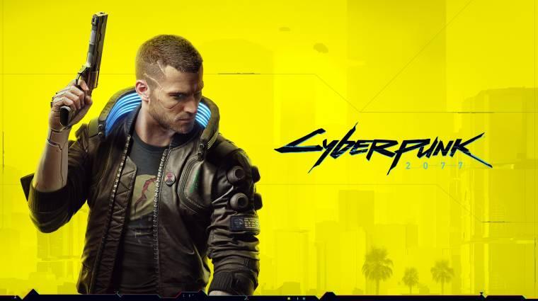 Egészen őszig csúszik a Cyberpunk 2077 megjelenése bevezetőkép