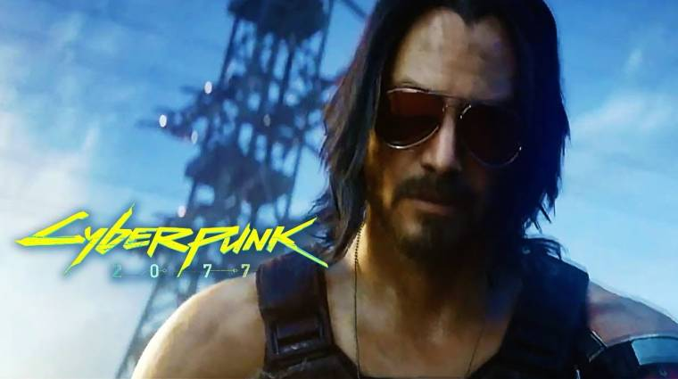 E3 2019 - Keanu Reeves lesz a Cyberpunk 2077 legbeszédesebb karaktere bevezetőkép