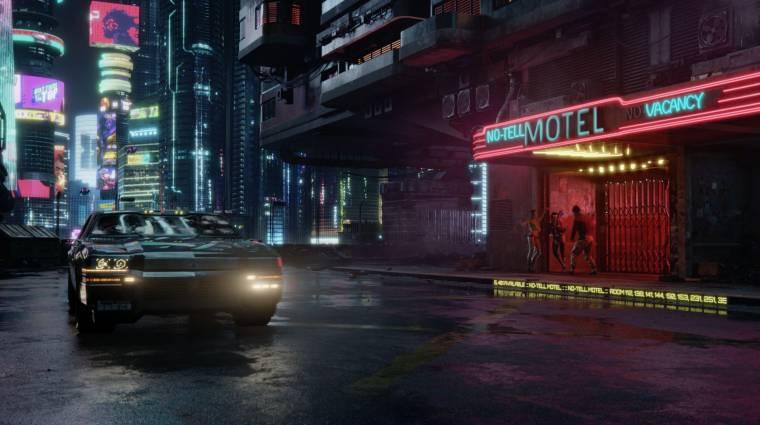 Még film is lehet a Cyberpunk 2077-ből bevezetőkép