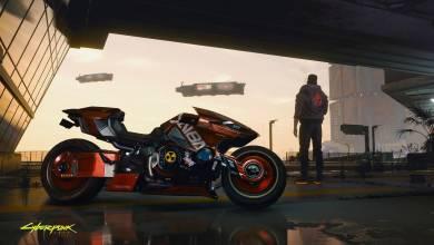Cyberpunk 2077 – menő, futurisztikus motort is vezethetünk a játékban