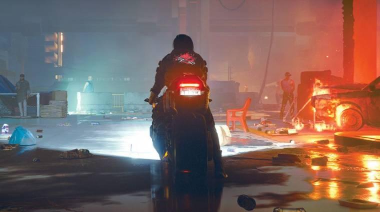 A héten kiderülhet a Cyberpunk 2077 gépigénye bevezetőkép