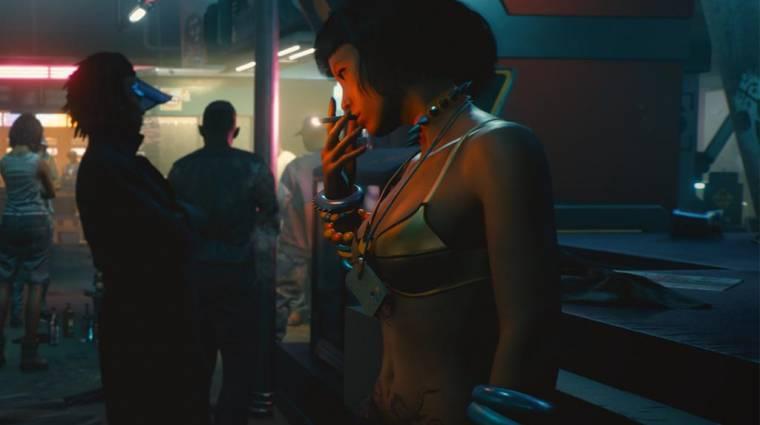 Tovább csúszik a Cyberpunk 2077 megjelenés bevezetőkép