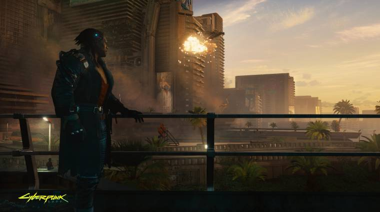 Gamescom 2019 - új képeken a Cyberpunk 2077 bevezetőkép