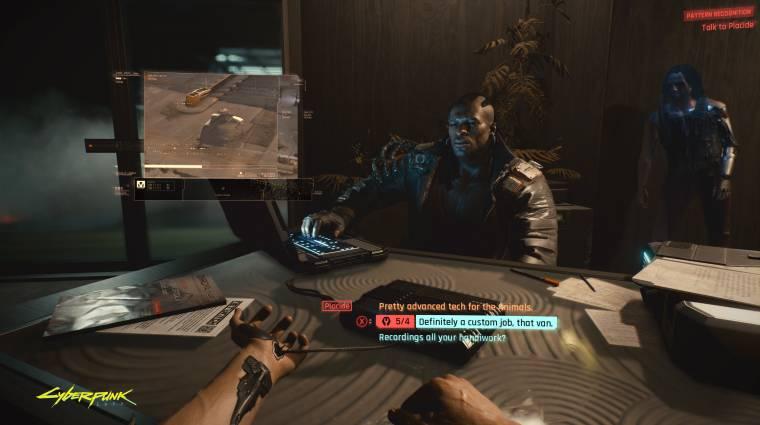 Csúszik a Cyberpunk 2077 bemutatója bevezetőkép