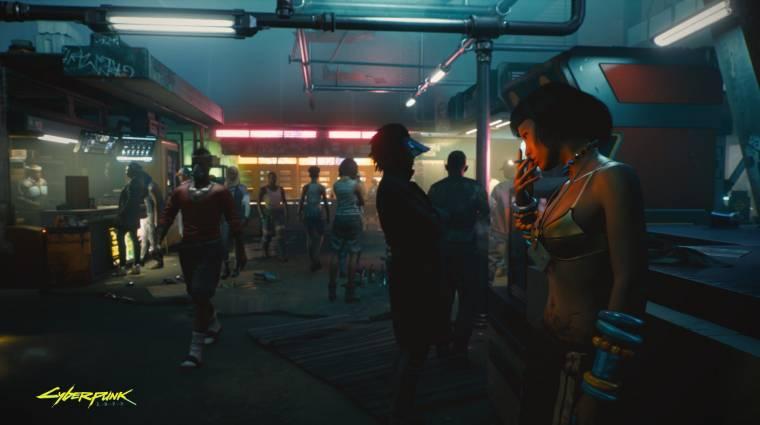 Cyberpunk 2077 - így készült az E3-as trailer, amiben először szerepelt Keanu Reeves bevezetőkép