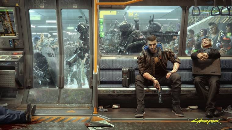 A Cyberpunk 2077 nem minden platformra jelenik meg egyszerre bevezetőkép