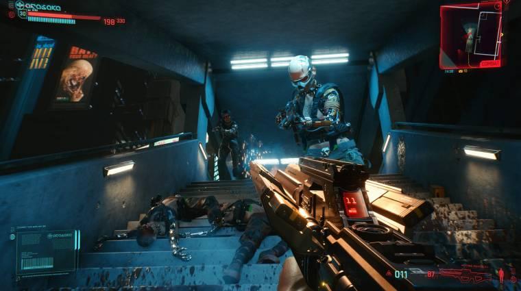 Elkezdett kiszivárogni a Cyberpunk 2077, vigyázzatok a spoilerekkel! bevezetőkép