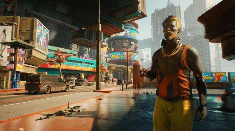 Kiderült, mit gondol Keanu Reeves a Cyberpunk 2077-ről bevezetőkép