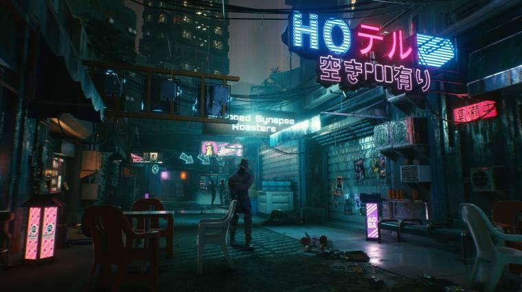 Már Budapest utcáin is megjelentek a Cyberpunk 2077 hirdetések bevezetőkép