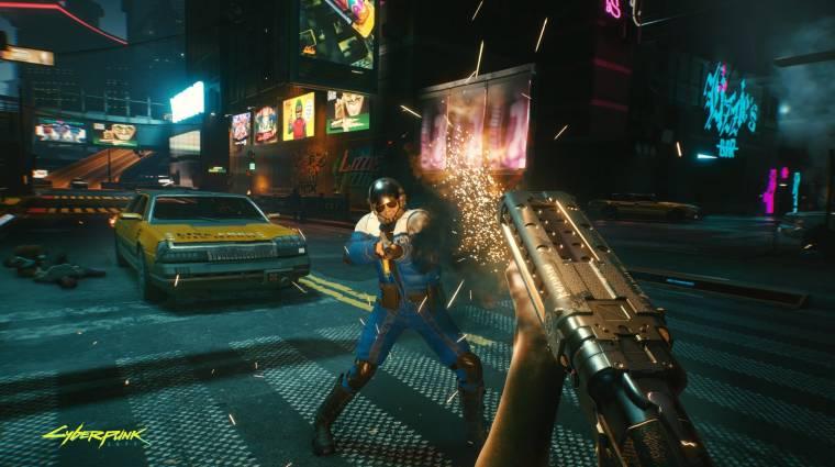 Ne dőljetek be, ha valaki Cyberpunk 2077 béta hozzáférést kínál nektek! bevezetőkép