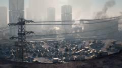 Új képen a Cyberpunk 2077 egyik területe, a Badlands kép