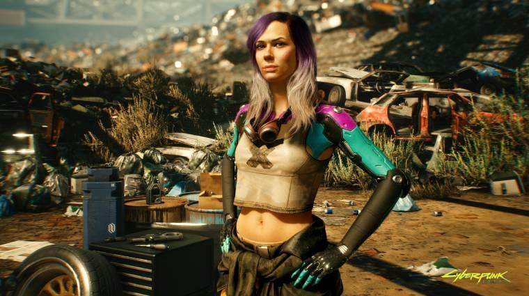 Visszakerült egy nagy kedvenc a brit játékeladási toplista élére, a Cyberpunk 2077 hatalmasat zuhant bevezetőkép