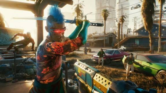 Zsarolóvírust kap karácsonyra, aki elhiszi, hogy a Cyberpunk 2077-nek van mobilos kiadása kép