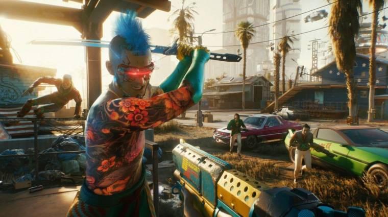 Nem csak egy mód, hanem önálló játék lesz a Cyberpunk 2077 multiplayer bevezetőkép