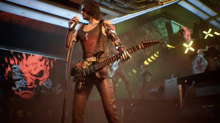Új előzeteseken Keanu Reeves és a Cyberpunk 2077 játékmenetének összefoglalója bevezetőkép