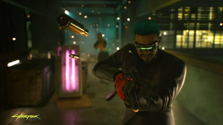 A Cyberpunk 2077 többféle módban is fut az Xbox Series X-en bevezetőkép