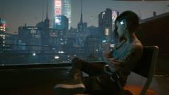 Egy Cyberpunk 2077 játékos megmutatja, milyen a kilátás a város legmagasabb pontjáról kép