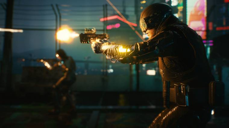 A Cyberpunk 2077 legújabb frissítése is számos hibát javít bevezetőkép
