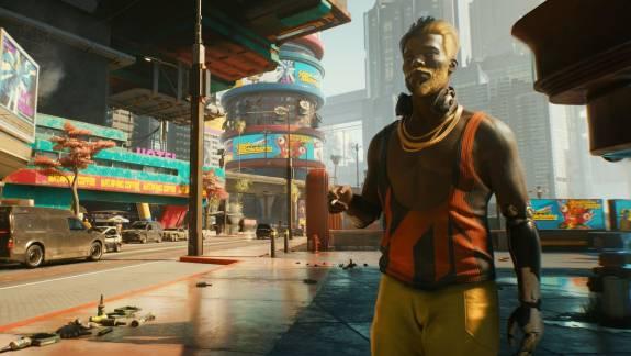 Frissítés előzi meg a Cyberpunk 2077 PlayStation Store-os visszatérését kép