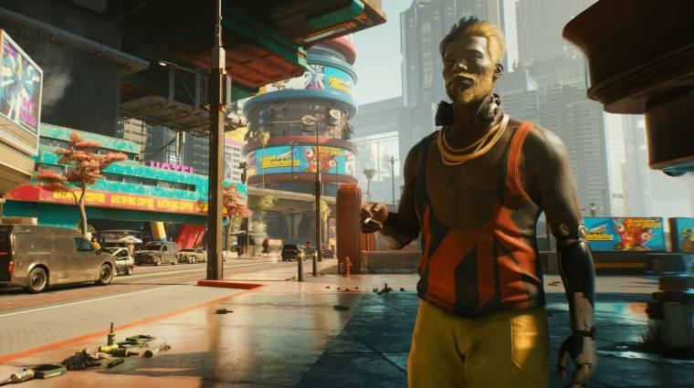 Frissítés előzi meg a Cyberpunk 2077 PlayStation Store-os visszatérését bevezetőkép