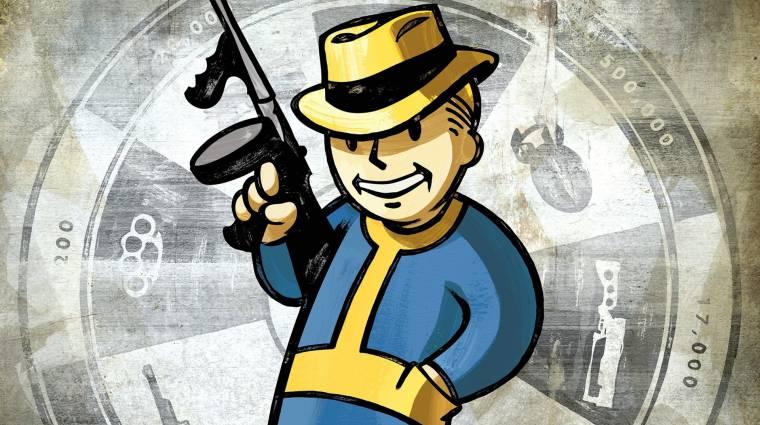 Fallout 4 teaser oldal -