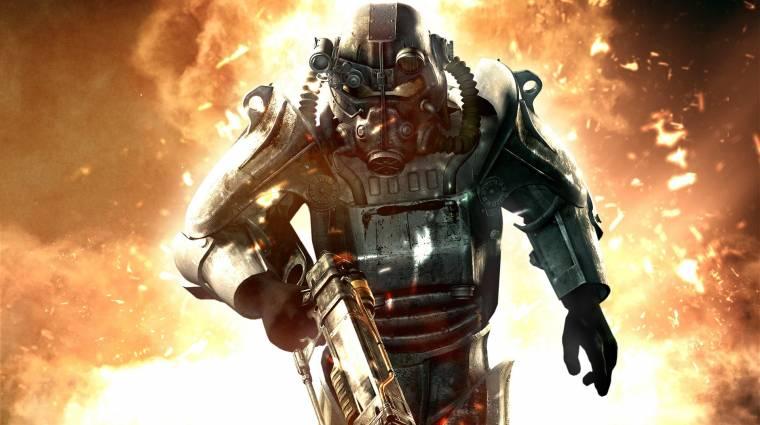 Fallout 4 - nem volt ott az E3-on bevezetőkép