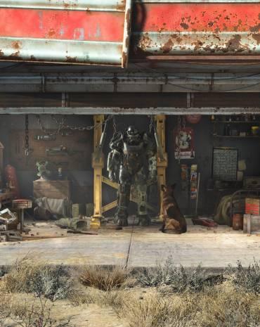 Fallout 4 kép