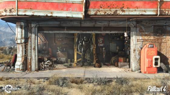 Fallout 4 infódoboz