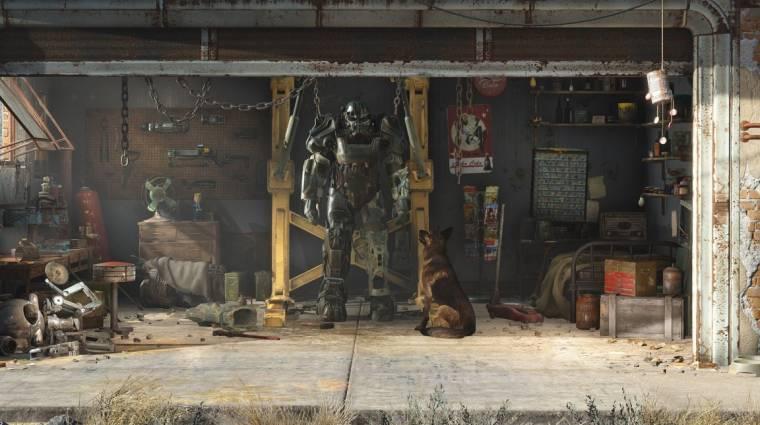 Fallout 4 - már most készül az első mod bevezetőkép