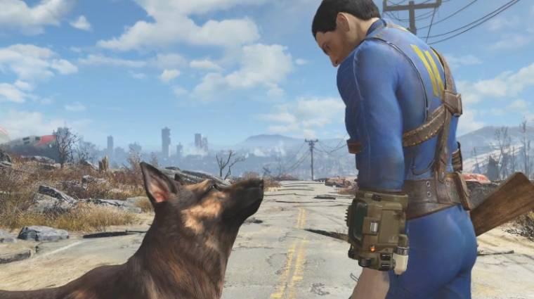E3 2015 - választ kaptunk a Fallout 4 legfontosabb kérdésére bevezetőkép