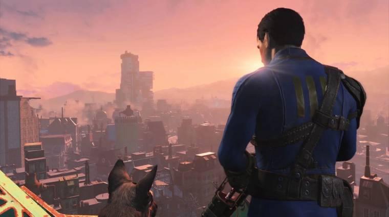Fallout 4 - nem a töltőképernyő fog idegesíteni bevezetőkép