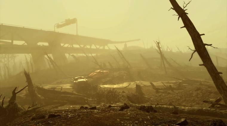 E3 2015 - hatalmas lesz a Fallout 4 világa bevezetőkép